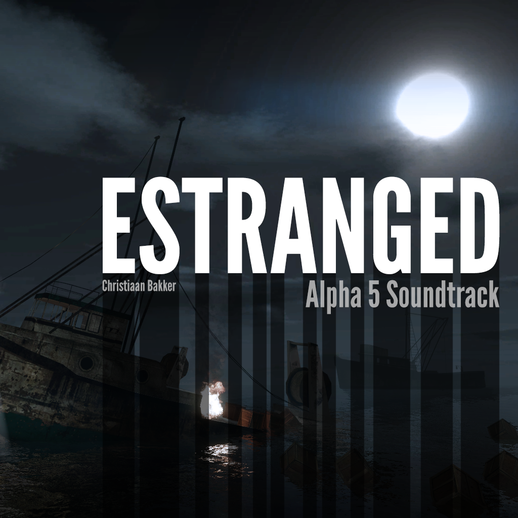 Estranged Alpha 5 Album Cover