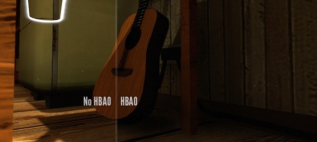 HBAO in Estranged